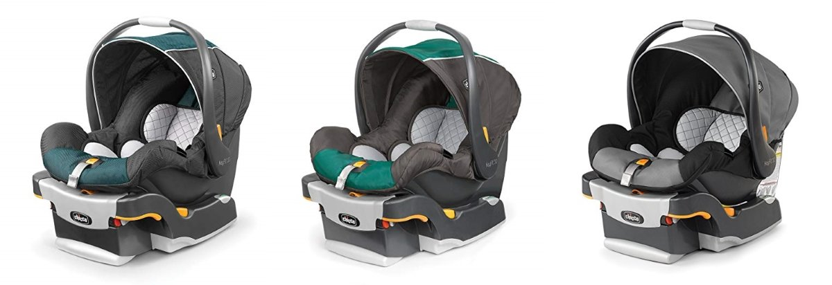 Chicco KeyFit 30 Colors